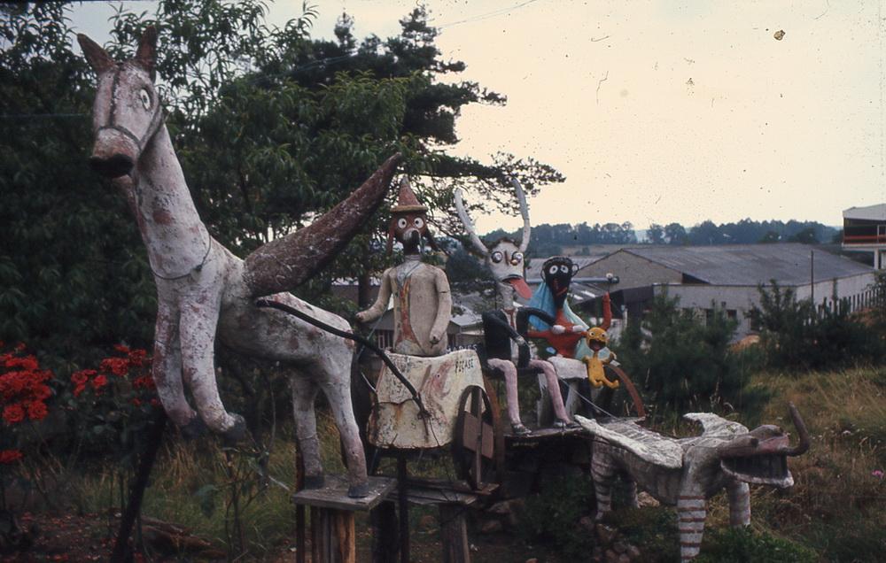 Les sculptures burlesques de Fernand et Marie-Louise Châtelain, 4/5